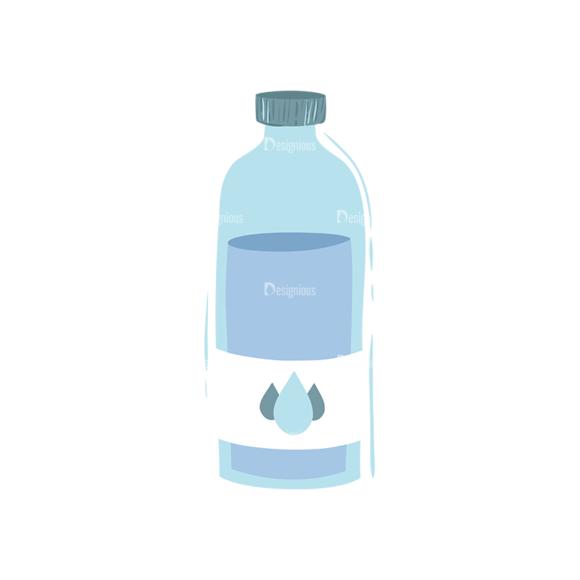 Drinks Glass Of Milk 03 Clip Art - SVG & PNG glass