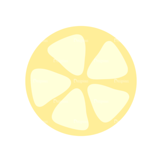 Drinks Slice Of Lemon Clip Art - SVG & PNG lemon