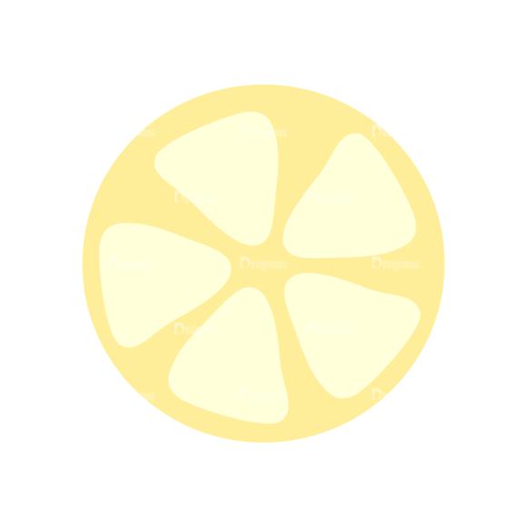 Drinks Slice Of Lemon 1