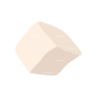 Drinks Sugar Cube 12 Clip Art - SVG & PNG vector
