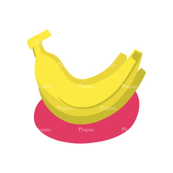 Exotic Fruits Banana 1