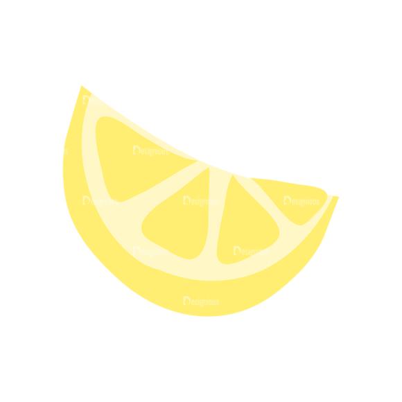 Exotic Fruits Lemon Slice 15 1