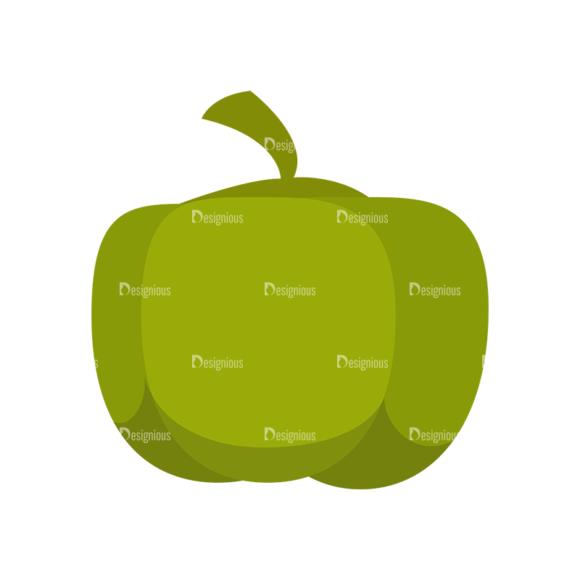Farming Plants Green Peper 1