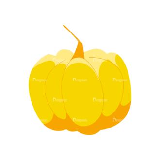 Farming Plants Pumpkin Clip Art - SVG & PNG vector