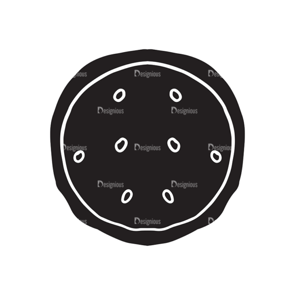 Coffee Elements Set 1 Vector Small Pizza Food drinks coffee elements set 1 vector small pizza