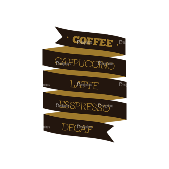 Coffee Labels And Badges Vector Set Vector Coffee Flavor Food drinks coffee labels and badges vector set vector coffee flavor