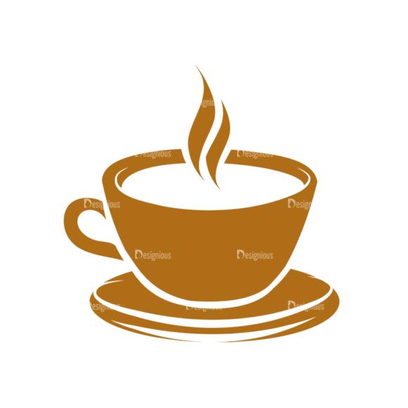 Coffee Typographic Elements Vector Coffee Food drinks coffee typographic elements vector coffee