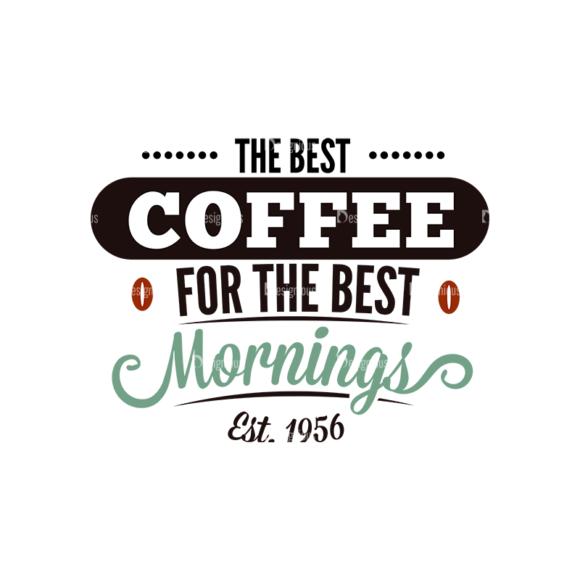 Coffee Typographic Elements Vector Text 03 Food drinks coffee typographic elements vector text 03