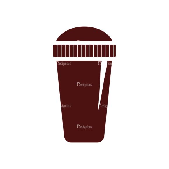 Coffee Vector Elements Set 1 Vector Tumbler Food drinks coffee vector elements set 1 vector tumbler