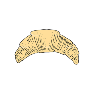 Engraved Bakery Vector Set 1 Vector Bread 07 Clip Art - SVG & PNG vector