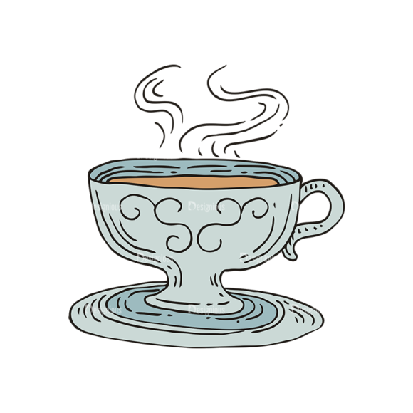 Engraved Coffee Vector Set 1 Vector Coffee Food drinks engraved coffee vector set 1 vector coffee