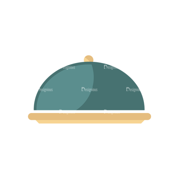 Flat Restaurant Icons Set 2 Vector 04 1