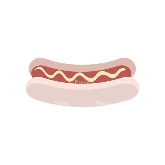 Food Icons Vector Set 2 Vector Sandwich 1