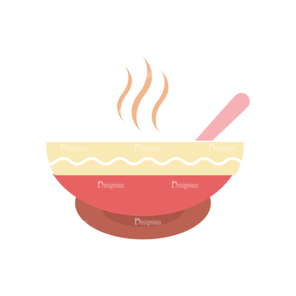 Food Icons Vector Set 2 Vector Soup 1