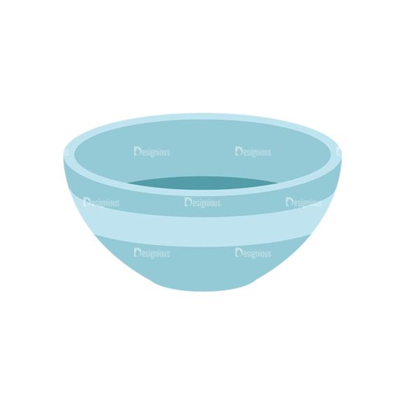 Food Recipe Vector Set 1 Vector Bowl 1