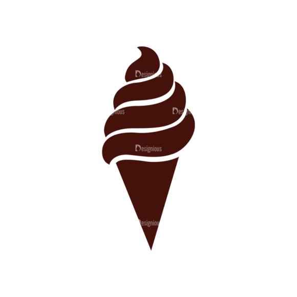 Food Vector Elements Set 1 Vector Ice Cream 1