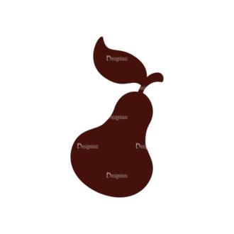 Food Vector Elements Set 1 Vector Peas Clip Art - SVG & PNG vector
