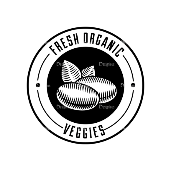 Food Vintage Badges Set 4 Vector Badge 01 Food drinks food vintage badges set 4 vector badge 01