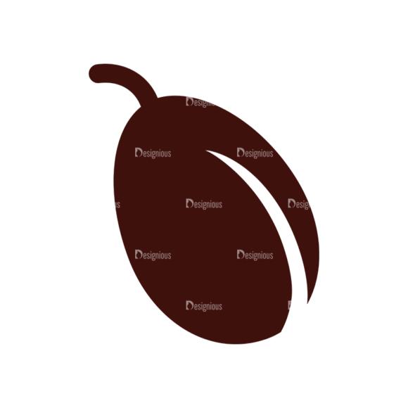 Fruits Vector Elements Set 1 Vector Apricot 1