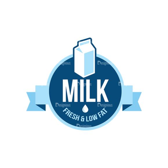 Milk Logo Labels Vector Set 5 Vector Labels 02 1