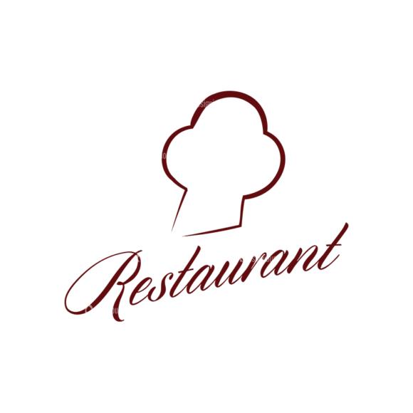 Restaurant And Cafe Vector Set 2 Vector Logo 05 Food drinks restaurant and cafe vector set 2 vector logo 05