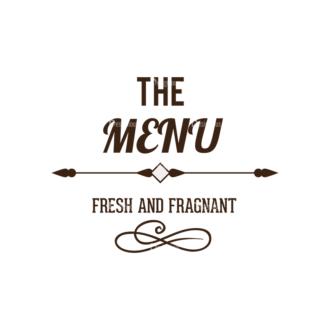 Restaurant Menu Designs Set 1 Vector Logo 04 Clip Art - SVG & PNG vector