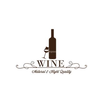 Restaurant Menu Designs Set 1 Vector Logo 08 Clip Art - SVG & PNG vector