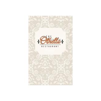 Restaurant Menu Set 2 Vector Expanded Menu 04 Clip Art - SVG & PNG vector