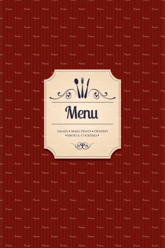 Restaurant Menu Set Vector Menu 04 Clip Art - SVG & PNG vector