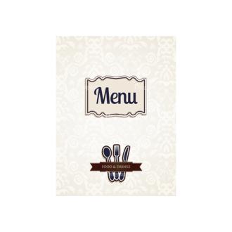 Restaurant Menu Set Vector Menu 12 Clip Art - SVG & PNG vector
