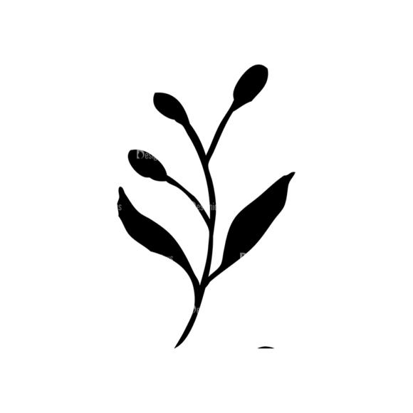Small Fruits Set 3 Vector Small Plant 03 1