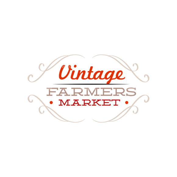 Vintage Farming Vectors Set 2 Vector Farming 01 1