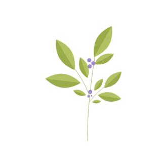 Landscape Builder Branch 05 Clip Art - SVG & PNG vector