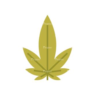 Leaves 1 06 Clip Art - SVG & PNG vector