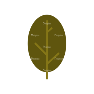 Leaves 1 08 Clip Art - SVG & PNG vector
