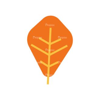 Leaves 1 12 Clip Art - SVG & PNG vector