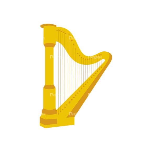 Music Genres Harp 1
