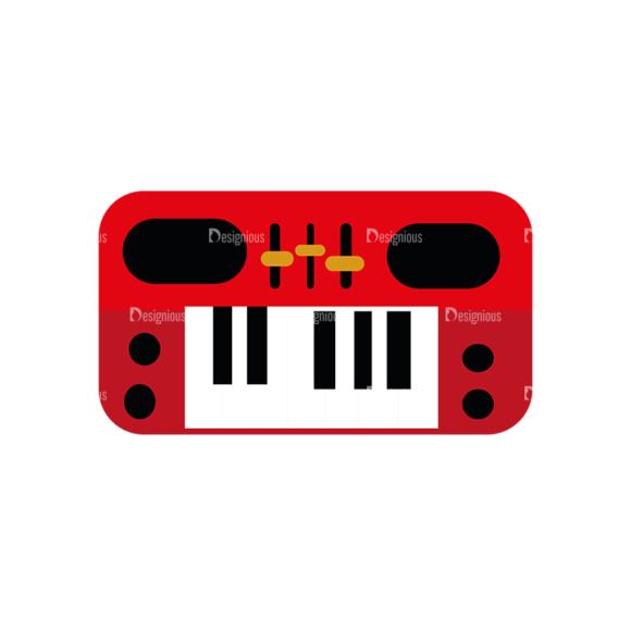 Music Genres Mixer 1