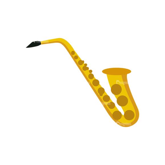 Music Genres Sax 1