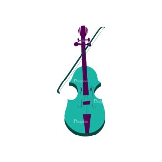 Musical Instruments Violin Clip Art - SVG & PNG vector