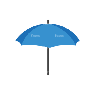 Outdoor Furniture Umbrella Clip Art - SVG & PNG umbrella