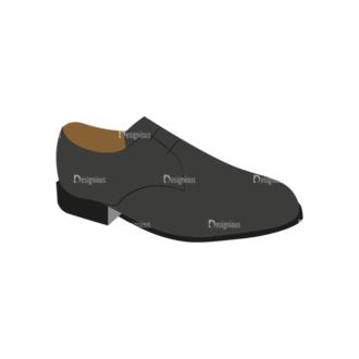 Shoes 02 Clip Art - SVG & PNG vector