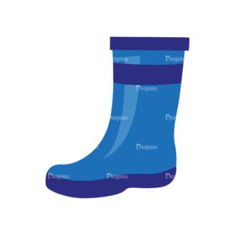Shoes 04 Clip Art - SVG & PNG vector