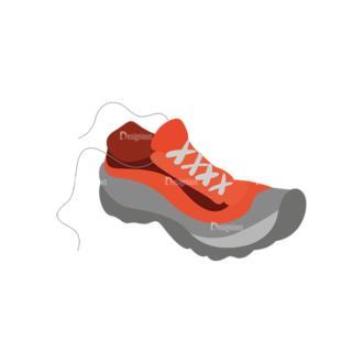 Shoes 07 Clip Art - SVG & PNG vector