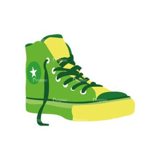 Shoes 08 Clip Art - SVG & PNG vector