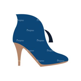 Shoes 10 Clip Art - SVG & PNG vector