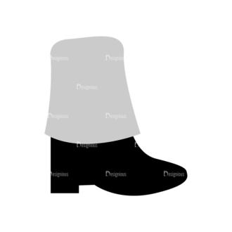 Shoes 11 Clip Art - SVG & PNG vector
