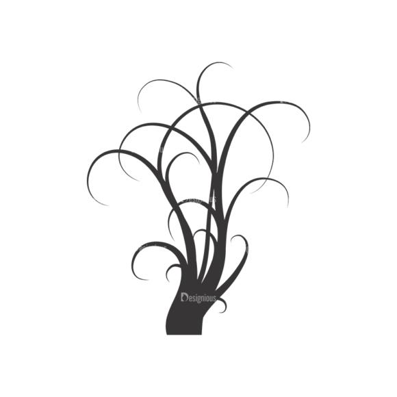 Abstract Trees Vector 1 4 abstract trees vector 1 4 preview