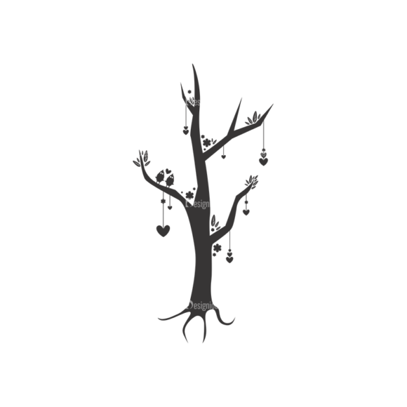 Abstract Trees Vector 2 2 1