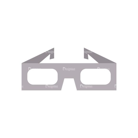 Actor Vector Glasses Clip Art - SVG & PNG vector